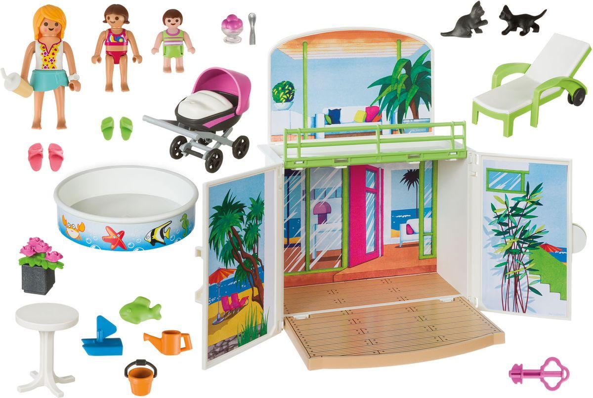 Playmobil Игровой набор Пляжное бунгало