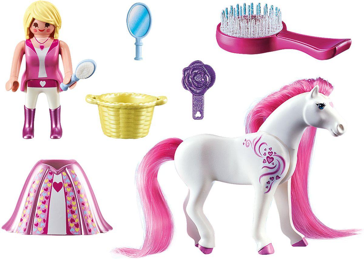 Playmobil Игровой набор Принцесса Розали с лошадкой
