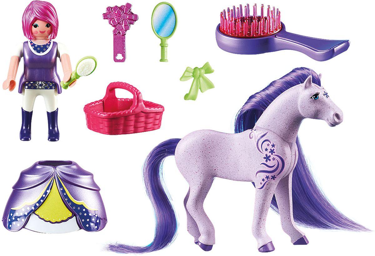 Playmobil Игровой набор Принцесса Виола с лошадкой