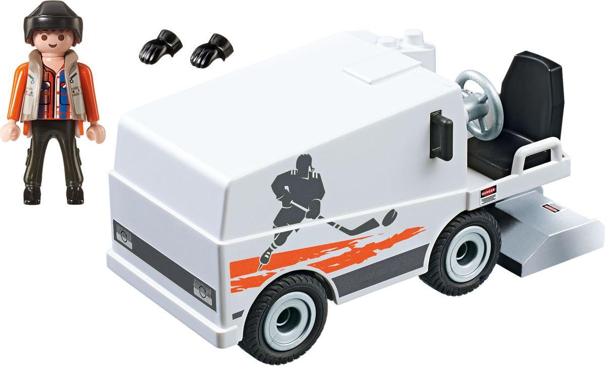 Playmobil Игровой набор Машина для заливки льда особняк номер для гостей playmobil