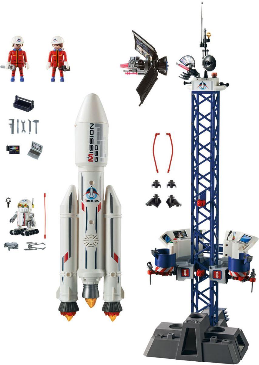 Playmobil Игровой набор Космическая ракета с базовой станцией зарядное орион pw150