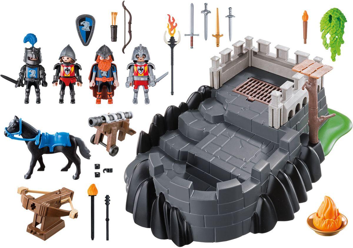 Playmobil Игровой набор Крепость рыцарей Дракона - Игровые наборы