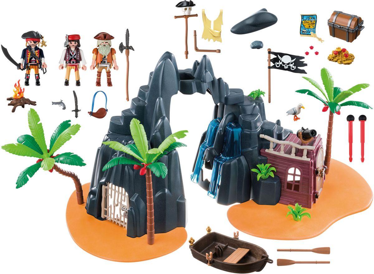 Playmobil Игровой набор Пираты Остров сокровищ набор для выжигания остров сокровищ