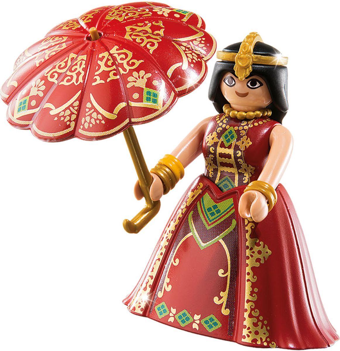 Playmobil Игровой набор Друзья Индийская принцесса гребни bizon гребень диадема заколка