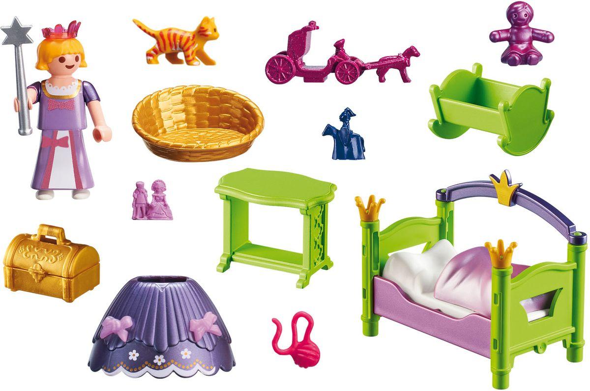 Playmobil Игровой набор Королевская няня принцесса xxl playmobil