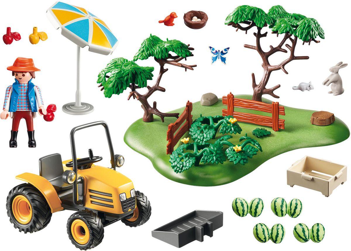 Playmobil Игровой набор Сбор урожая
