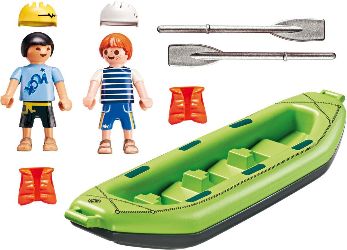 Playmobil Игровой набор Летний лагерь Рафтинг