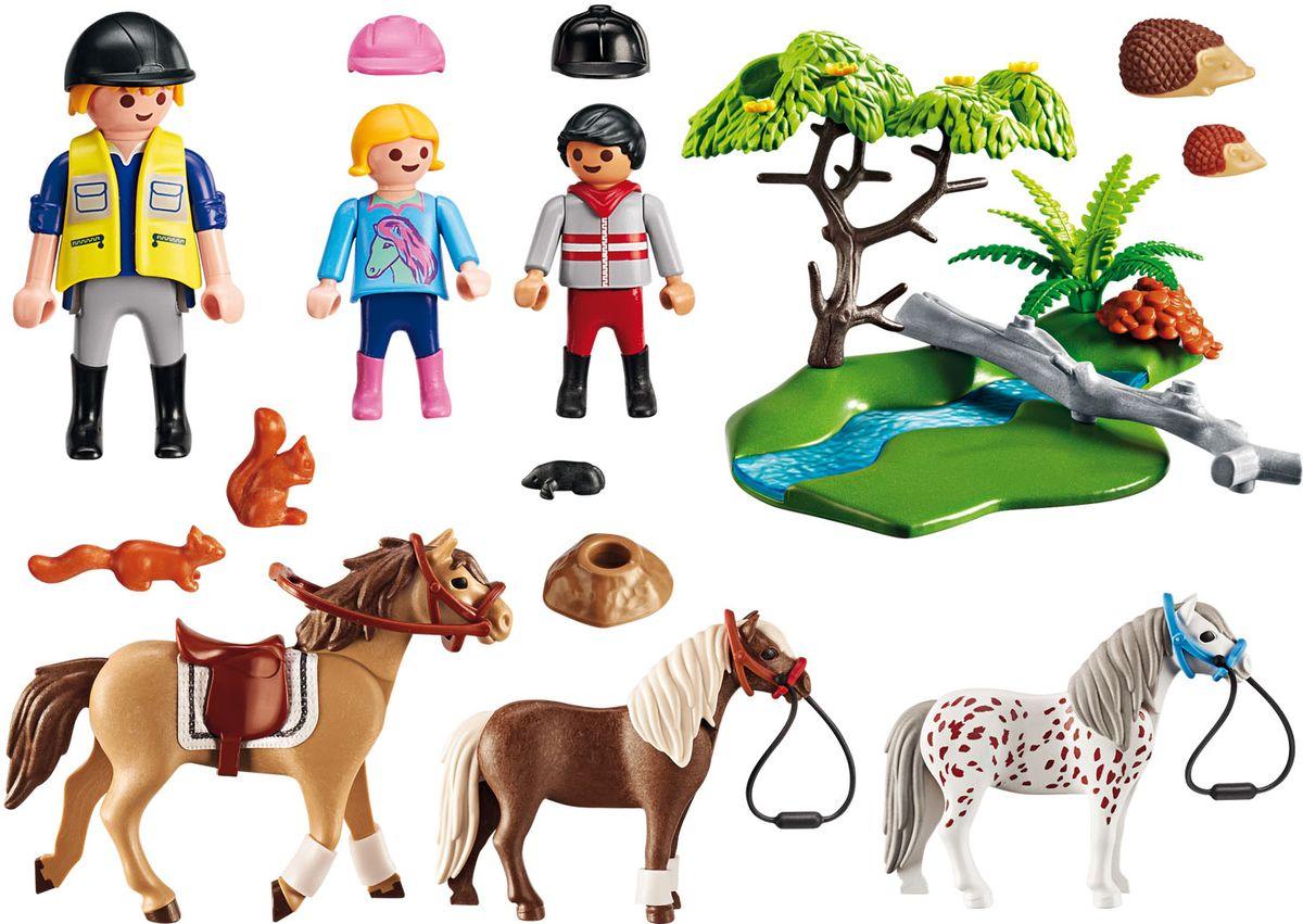 Playmobil Игровой набор Верховая езда playmobil игровой набор кукольный дом детская комната для 2 детей