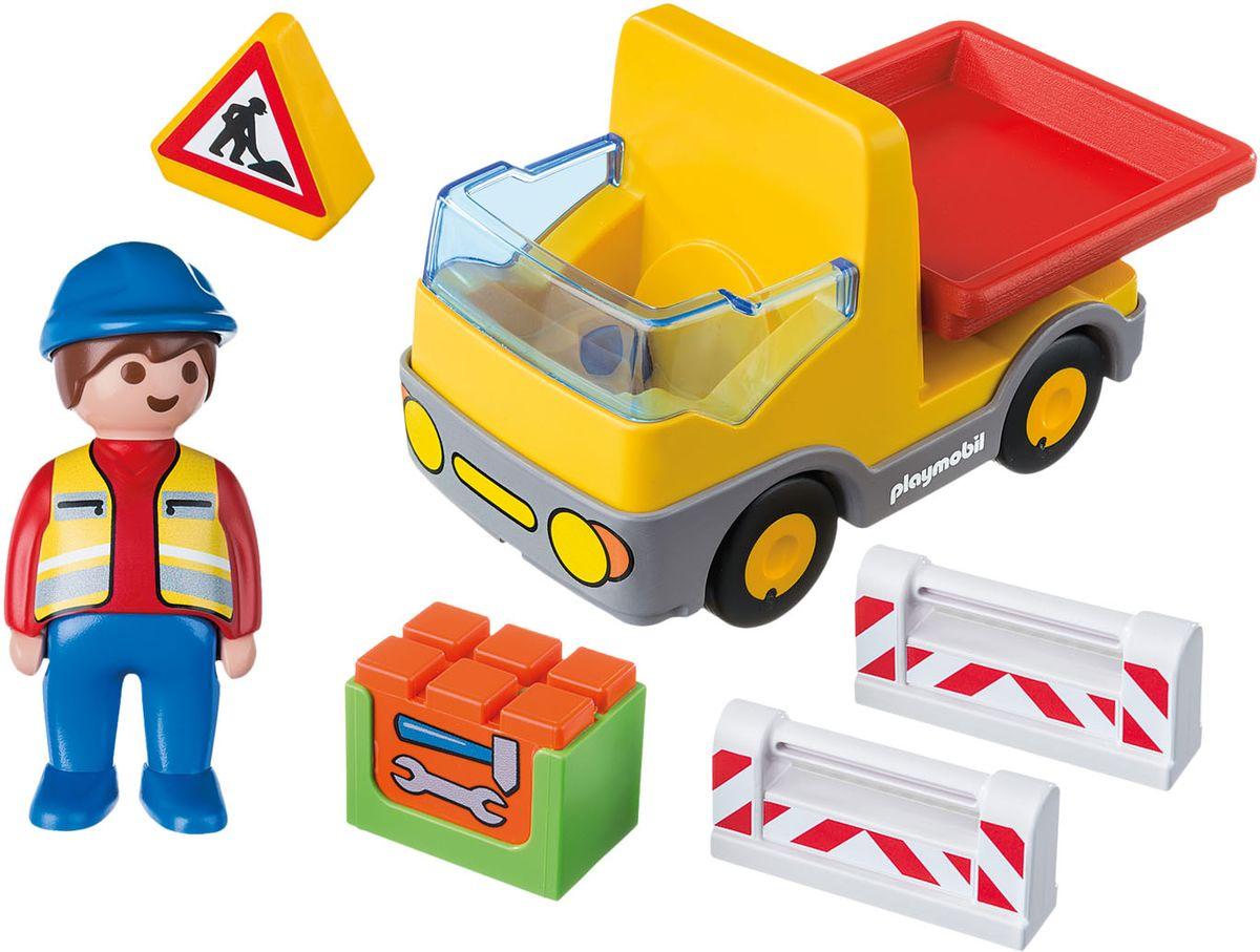 Playmobil Игровой набор Самосвал