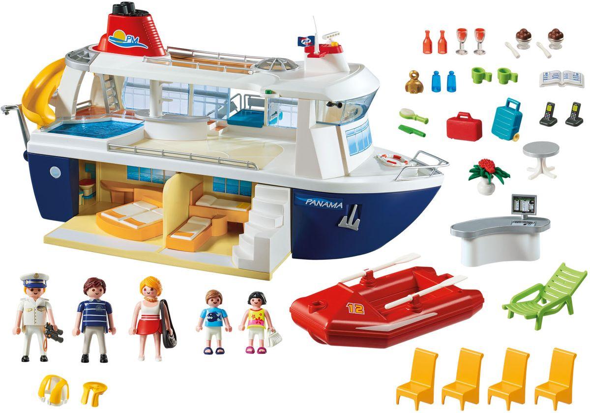 Playmobil Игровой набор Круизный Лайнер Судно