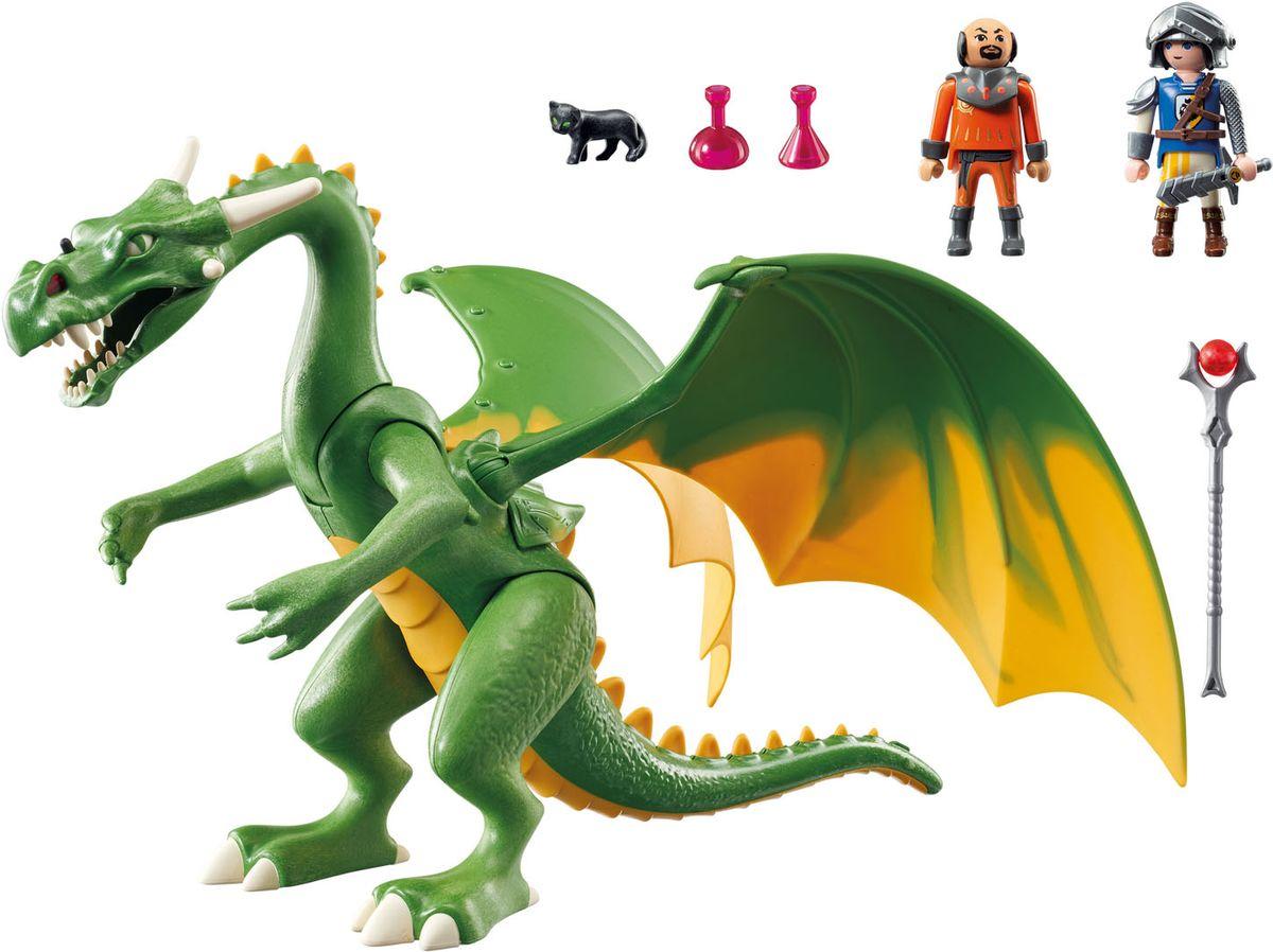 Playmobil Игровой набор Королевский дракон с Алекс