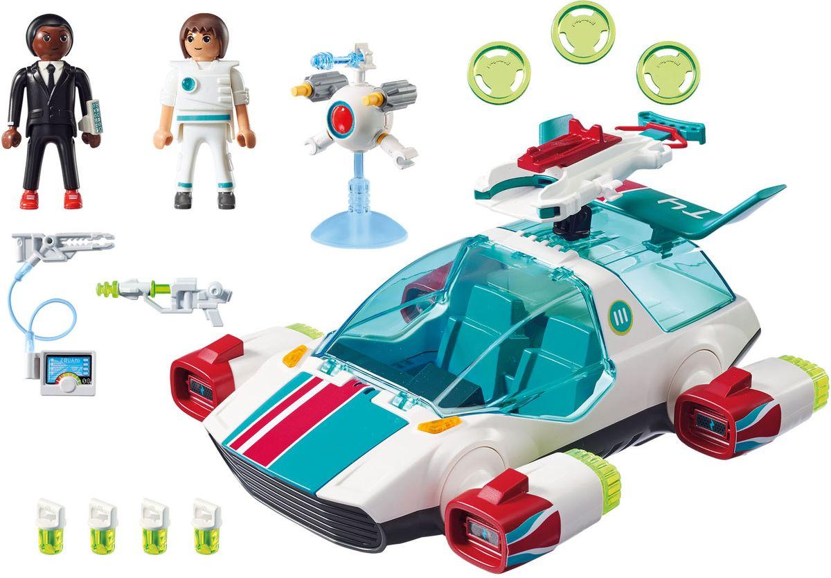Playmobil Игровой набор Фулгурикс с агентом Джин playmobil® playmobil 5289 секретный агент мега робот с бластером