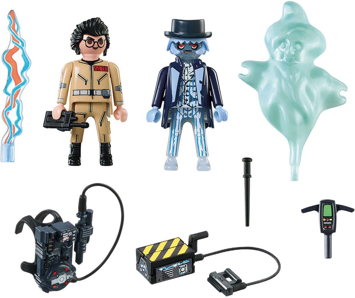 Playmobil Игровой набор Охотники за привидениями Игон Спенглер и привидение - Игровые наборы