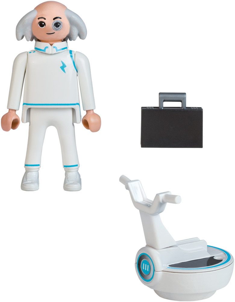 Playmobil Игровой набор Доктор Икс конструкторы playmobil игровой набор витрина