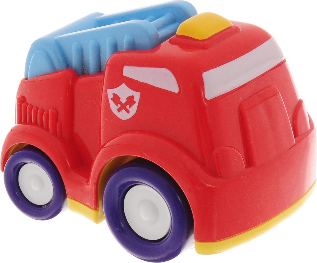 Keenway Машинка Mini Vehicles цвет красный машинка детская keenway keenway веселая машинка полиция со звуком и светом