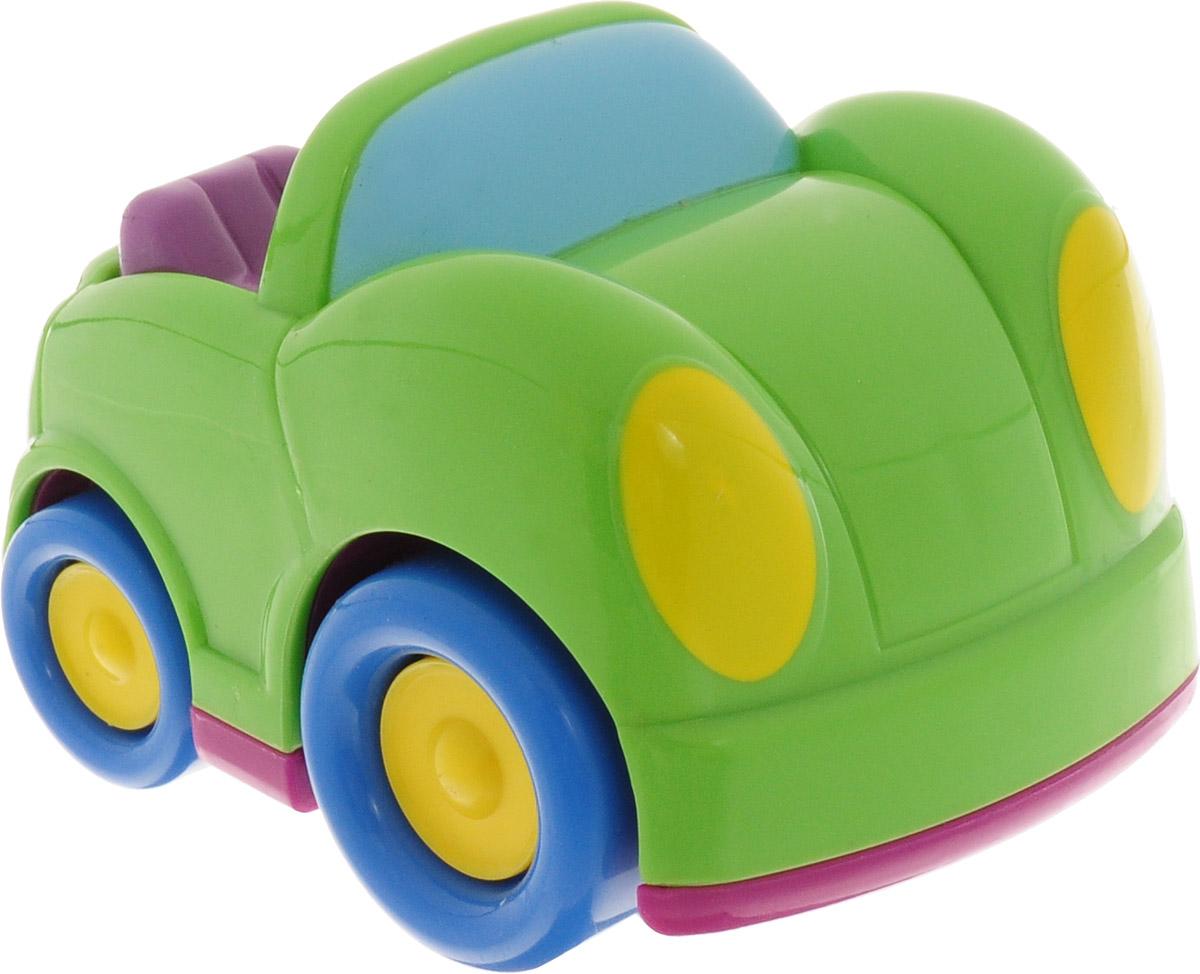 Keenway Машинка Mini Vehicles цвет зеленый машинка детская keenway keenway веселая машинка полиция со звуком и светом