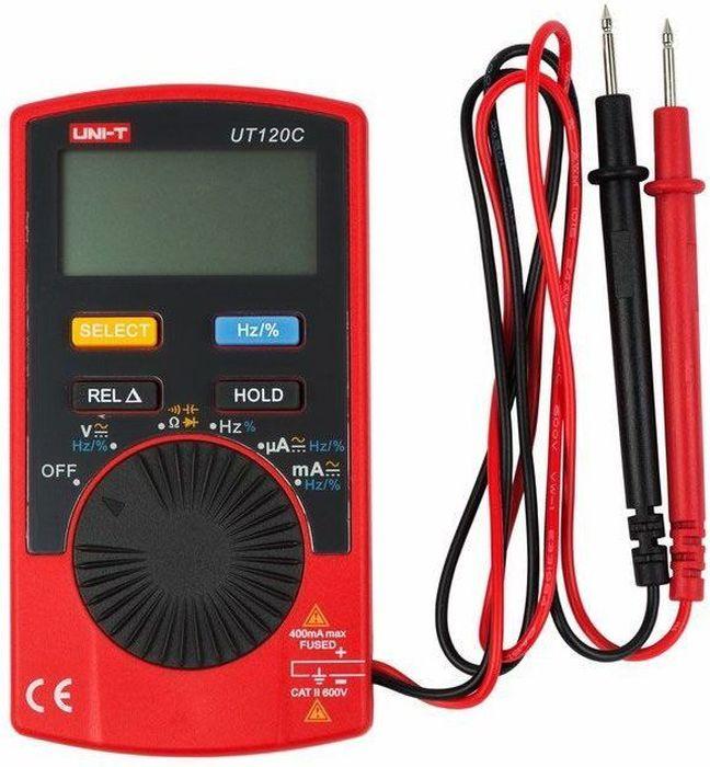Портативный мультиметр Unit UT120C belvedere коррекция объ ма