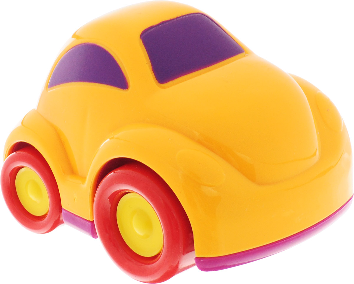 Keenway Машинка Mini Vehicles цвет желтый desperado