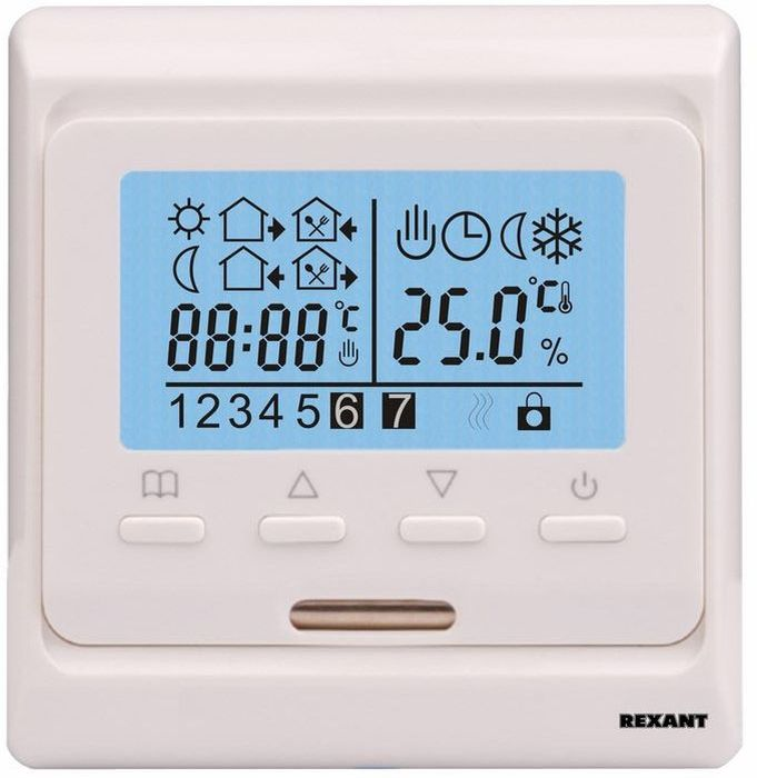 Терморегулятор Rexant