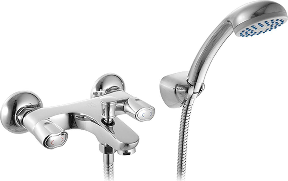 Смеситель для ванны Milardo Cortes, с коротким изливом, цвет: хромCORSB00M02Смеситель для ванны Milardo Cortes изготовлен из высококачественной первичной латуни, прочной, безопасной и стойкой к коррозии. Инновационные технологии литья и обработки латуни, а также увеличенная толщина стенок смесителя обеспечивают его стойкость к перепадам давления и температур. Увеличенное никель-хромовое покрытие полностью соответствует европейским стандартам качества, обеспечивает его стойкость и зеркальный блеск в течение всего срока службы изделия.Благодаря гладкой внутренней поверхности смесителя, рассекателям в водозапорных механизмах и аэратору он имеет минимальный уровень шума. Ручная фиксация дивертора позволяет комфортно принимать душ даже при низком давлении воды. Керамические кран-буксы с углом поворота 180 градусов позволяют настраивать температуру и напор воды с высокой степенью точности. Ручки смесителя не нагреваются благодаря специальной форме встроенных термоизоляторов.Аэратор: съемный пластиковый.Кран-буксы: керамические, с углом поворота 180 градусов.Дивертор: фиксируемый.Длина извива: 15,6 см.