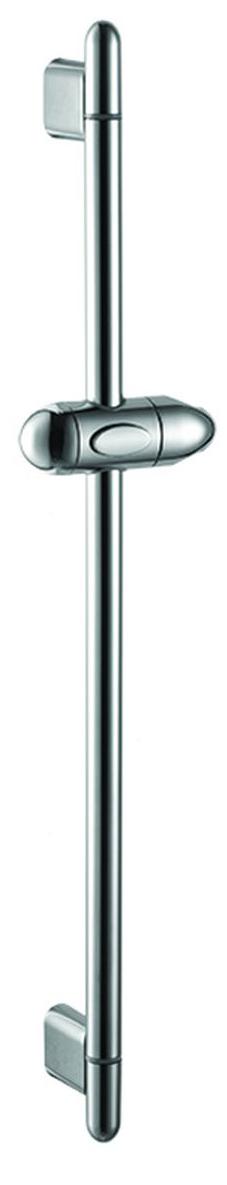 Штанга душевая Milardo, высота 67 см. 0706700M170706700M17Стойка для душа Milardo изготовлена из нержавеющей стали, прочного и устойчивого к износу материала, с надежным никель-хромовым покрытием, которое гарантирует идеальный зеркальный блеск и защиту изделия на долгий срок. Держатель предусматривает возможность регулировки наклона лейки, что позволяет размещать ее под комфортным углом.Высота: 67 см.