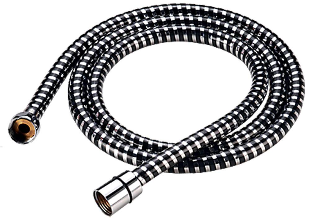 Шланг для душа Milardo, длина 1,5 м. 180P150M19180P150M19Шланг для душа Milardo изготовлен из ПВХ, армированного алюминиевой лентой и усиленного продольными нитями из полимерного материала, что придает ему исключительную прочность. Шланг также оборудован системой Twist Free, предотвращающей его перекручивание.Длина 1,5 м.