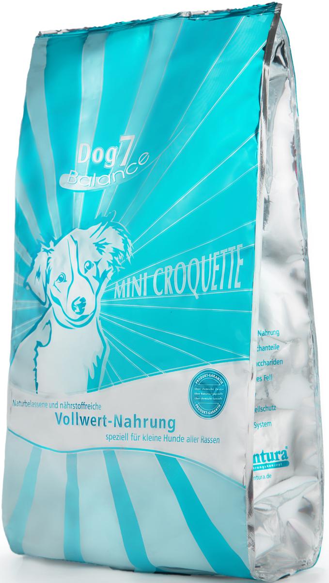 Корм сухой BonaVentura Dog 7 Mini Croquette для для собак мелких пород и гурманов, 2,5 кг205102Натуральный сбалансированный корм BonaVentura Dog 7 Mini Croquette предназначен для собак мелких пород. Корм произведен из продуктов, пригодных в пищу человека по специальной технологии, схожей с технологией Sous Vide. Благодаря уникальной технологии, схожей с технологий Souse Vide, при изготовлении сохраняются все натуральные витамины и минералы. Это достигается благодаря бережной обработке всех ингредиентов при температуре менее 80°С. Такая бережная обработка продуктов не стерилизует продуктовые компоненты. Благодаря этому корма не нуждаются ни в каких дополнительных вкусовых добавках и сохраняют все необходимые полезные вещества.При производстве кормов используются исключительно свежие натуральные продукты: мясо, овощи и зерновые; Приготовлено из 100% свежего мяса, пригодного в пищу человеку; Содержит натуральные витамины, аминокислоты, минеральные вещества и микроэлементы; С экстрактом масла зародышей зерна пшеницы холодного отжима (Bio-Dura); Без химических красителей, усилителей вкуса, искусственных консервантов и химических добавок; Без ГМО; Без мясокостной муки; Без сои.Товар сертифицирован.