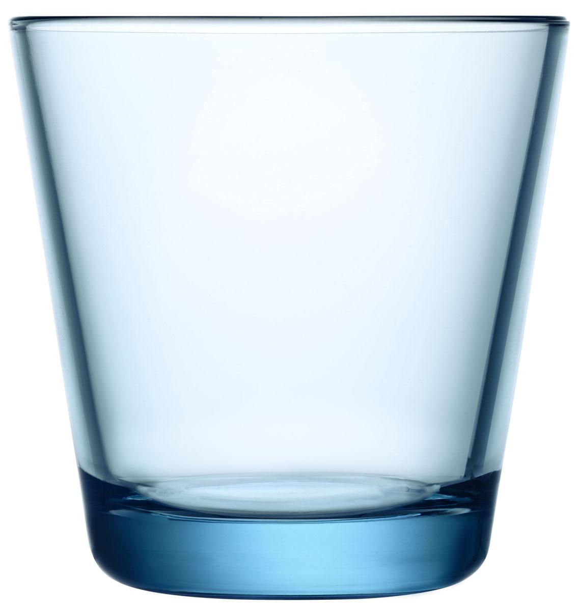 Набор стаканов Iittala Kartio, цвет: голубой, 210 мл, 2 шт1008536Стаканы Iittala выполнены из высококачественного стекла. Изделия имеют удобную изящнуюформу, которая позволит им комфортно лежать в вашей руке. Дизайн стаканов будет радовать глаз. Легкий и прочный материал обеспечитсохранность изделия в течение многих лет.