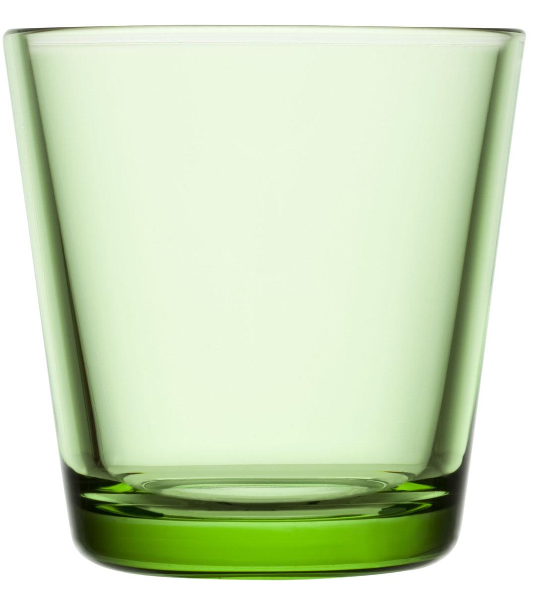 Набор стаканов Iittala Kartio, цвет: зеленый, 210 мл, 2 шт1008620Стаканы Iittala выполнены из высококачественного стекла. Изделия имеют удобную изящнуюформу, которая позволит им комфортно лежать в вашей руке. Дизайн стаканов будет радовать глаз. Легкий и прочный материал обеспечитсохранность изделия в течение многих лет.