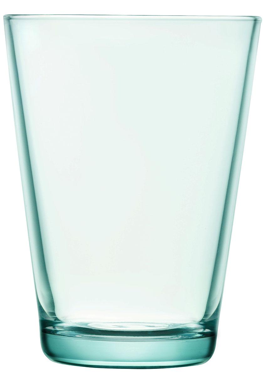Набор стаканов Iittala Kartio, цвет: голубой, 400 мл, 2 шт1008633Стаканы Iittala выполнены из высококачественного стекла. Изделия имеют удобную изящную форму, которая позволит им комфортно лежать в вашей руке. Дизайн стаканов будет радовать глаз. Легкий и прочный материал обеспечит сохранность изделия в течение многих лет.