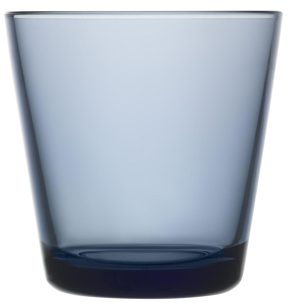 Набор стаканов Iittala Kartio, цвет: темно-синий, 210 мл, 2 шт1008721Стаканы Iittala выполнены из высококачественного стекла. Изделия имеют удобную изящнуюформу, которая позволит им комфортно лежать в вашей руке. Дизайн стаканов будет радовать глаз. Легкий и прочный материал обеспечитсохранность изделия в течение многих лет.