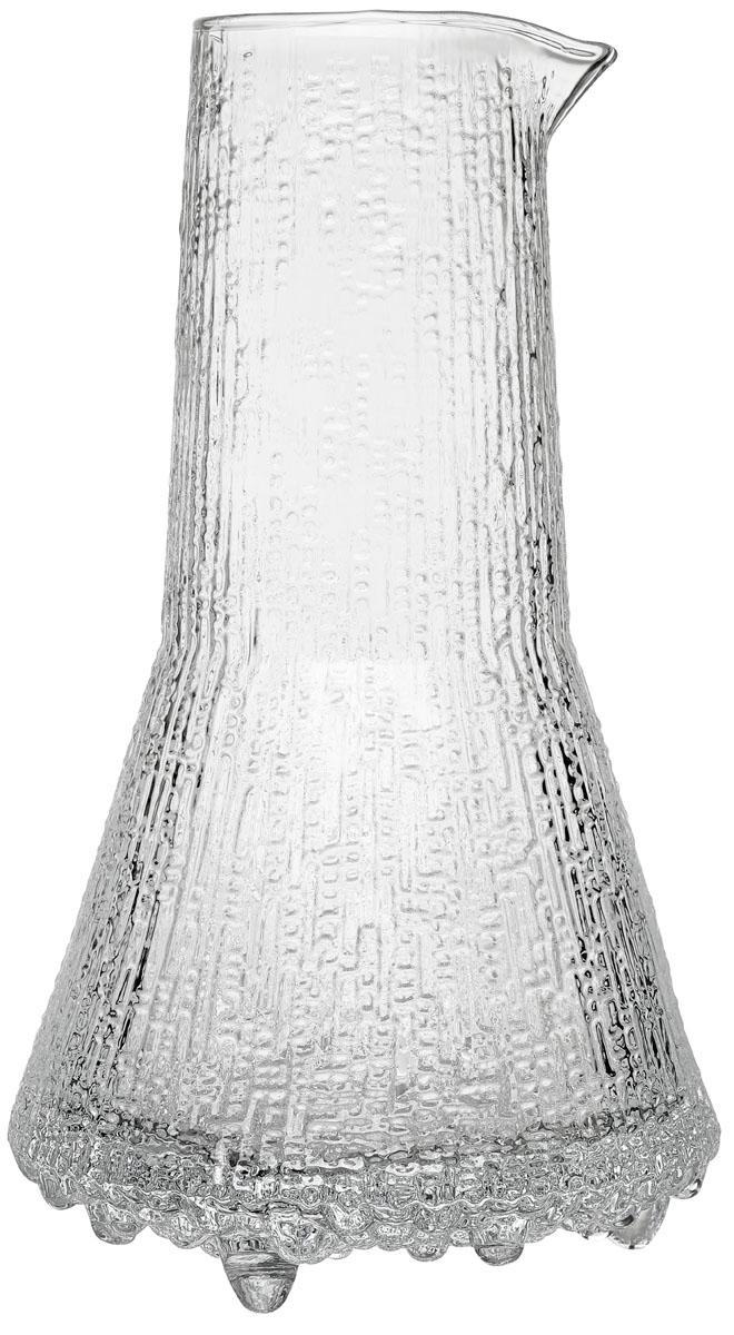 Кувшин Iittala Ultima Thule, 500 мл1015Кувшин Iittala выполнен из высококачественного стекла. Он имеет удобную изящную форму. Дизайн кувшина будет радовать глаз. Легкий и прочный материал обеспечит сохранность изделия в течение многих лет.