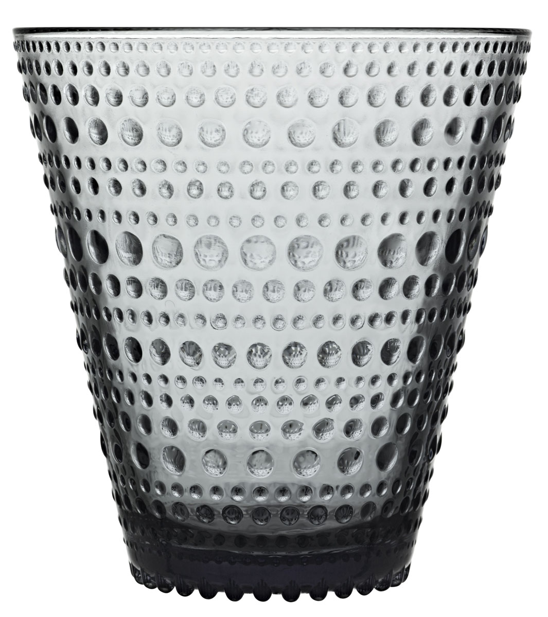 Стакан Iittala Kastehelmi, цвет: серый, 2 шт1018765