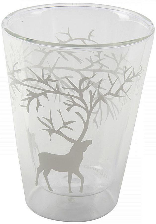 Набор стаканов Muurla Reindeer, цвет: прозрачный, 2 шт310-030-02Набор стакан Muurla Reindeer с оригинальным принтом изготовлен из стекла. Такойнабор прекрасно подойдетдля различных напитков. Он дополнит коллекцию вашей кухонной посуды и будетслужить долгие годы. В набор входит 2 стакана.