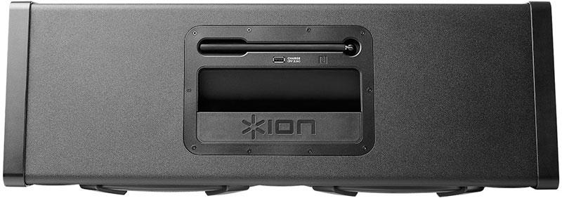 ION Audio Road Warrior, Blackпортативная акустическая система ION Audio
