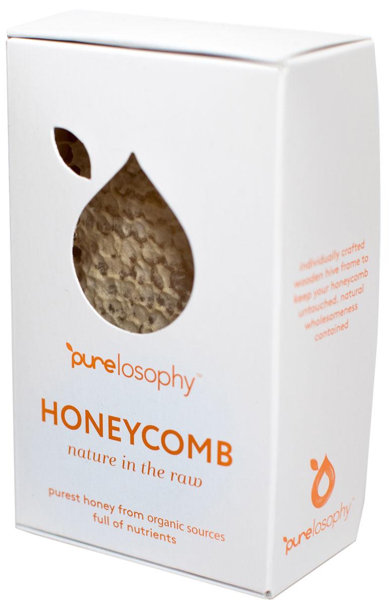 Purelosophy мед порционный в сотах, от 190 до 203 г76401350Сотовый мед содержит в себе биологически активные вещества, вырабатываемые растениями и организмом пчел. В сотовом меде содержатся нектар и пыльца более 25 видов растений, цветущих в горах Тянь-Шань. Сотовый мед Purelosophy содержит более 70 различных важных для организма веществ и элементов (калий, натрий, кальций, магний, марганец, цинк, фосфор, железо, витамины (В1,В2,В5,В6, Е,К,С, провитамин А-каротин), энзимы, органические кислоты, дубильные вещества, фруктоза, глюкоза, фитонциды и др. Пережевывание воска способствует очистке зубов и дезинфекции полости рта.География происхождения данного меда: Предгорье центрального Тянь-Шаня, Исык-Кульская межгорная котловина. Не содержит антибиотиков и сахара.