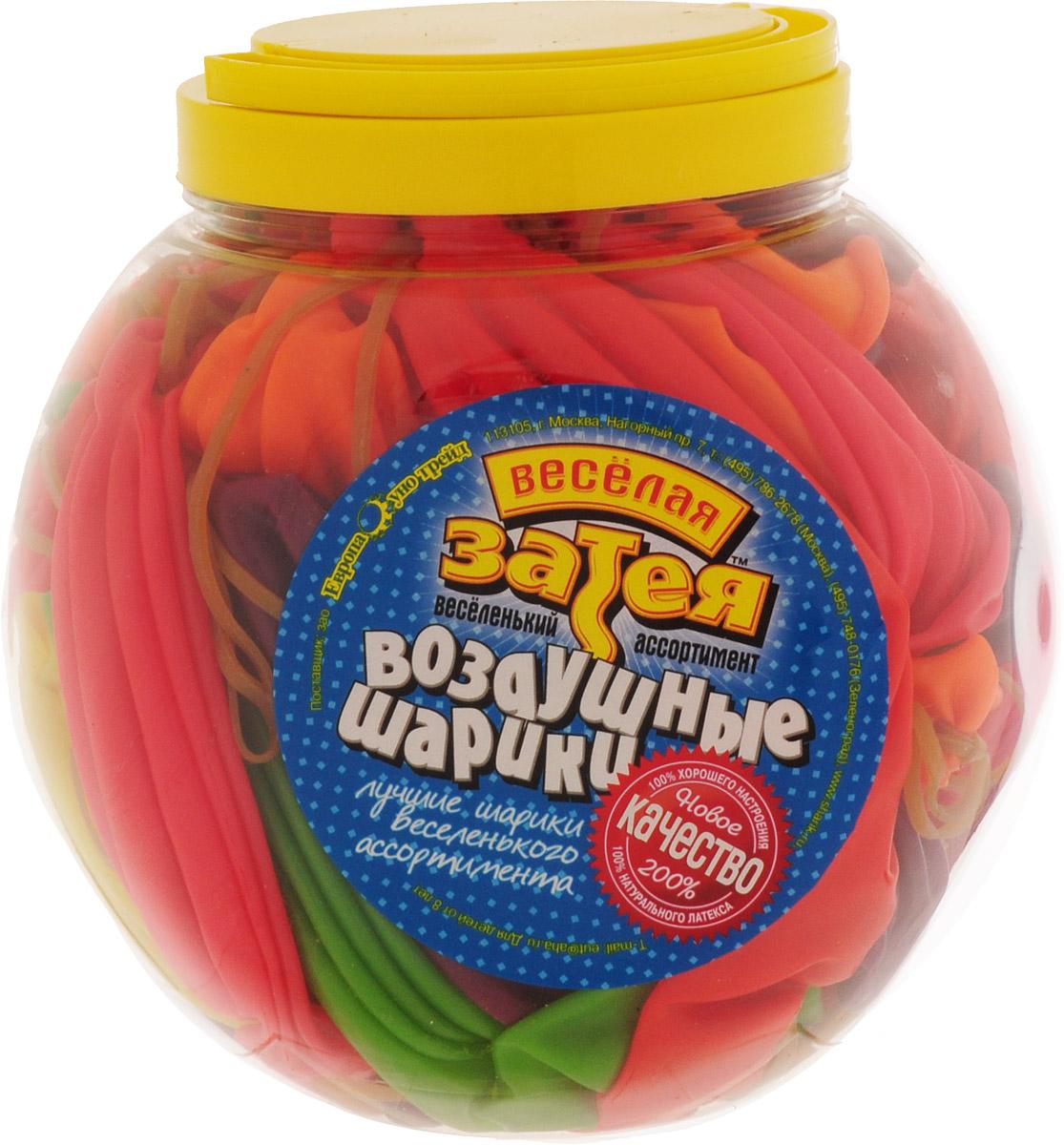 Веселая затея Набор воздушных шариков Панч-болл 50 шт 1110-0005 - Воздушные шарики