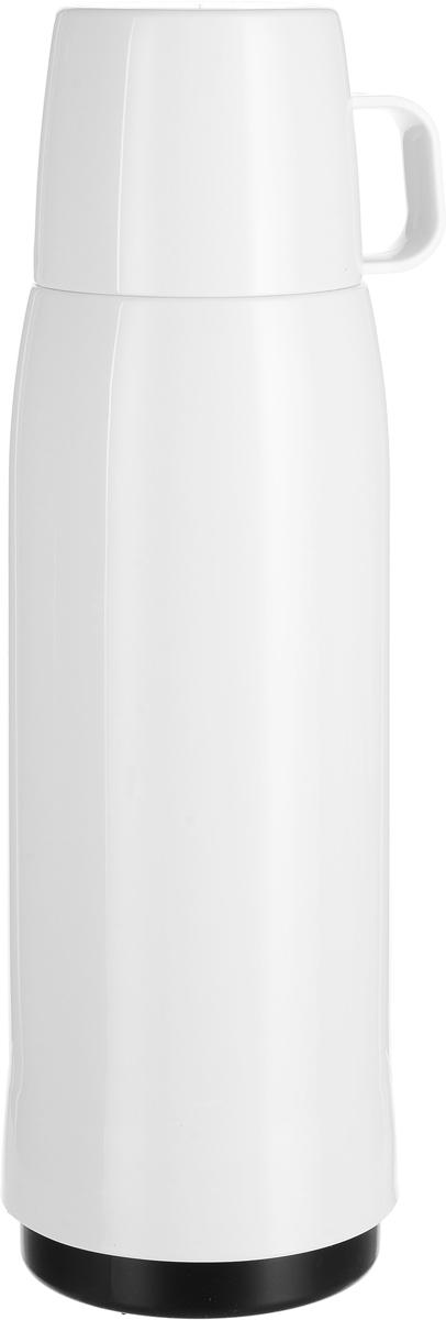 Термос Emsa Rocket, цвет: белый, 1 л термос кофейник emsa soft grip 1 5 л