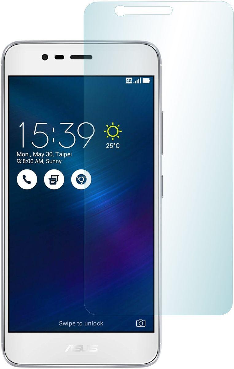 Skinbox защитное стекло для ASUS ZenFone 3 Max (ZC520TL), глянцевое2000000116686Защитное стекло Skinbox для ASUS ZenFone 3 Max (ZC520TL) обеспечивает надежную защиту сенсорного экрана устройства от большинства механических повреждений и сохраняет первоначальный вид дисплея, его цветопередачу и управляемость. В случае падения стекло амортизирует удар, позволяя сохранить экран целым и избежать дорогостоящего ремонта. Стекло обладает особой структурой, которая держится на экране без клея и сохраняет его чистым после удаления.