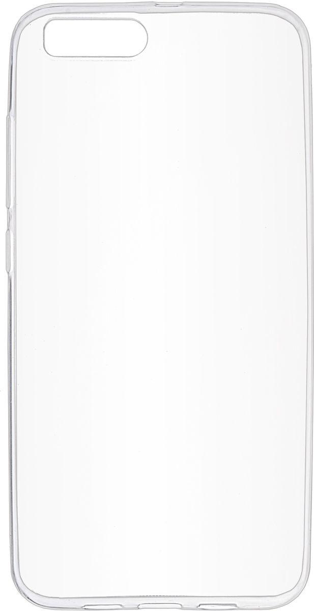 Skinbox Slim Silicone чехол для Xiaomi Mi6, Clear аксессуар чехол xiaomi mi6 brosco silicone black xm mi6 tpu black