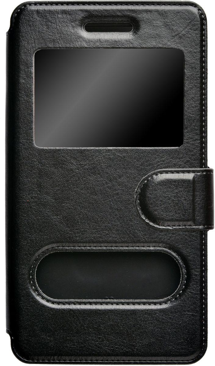 Skinbox Silicone Slide универсальный чехол для смартфонов 5.0, Black2000000107301Чехол надежно защищает ваш смартфон от внешних воздействий, грязи, пыли, брызг. Он также поможет при ударах и падениях, не позволив образоваться на корпусе царапинам и потертостям. Чехол обеспечивает свободный доступ ко всем функциональным кнопкам смартфона и камере.