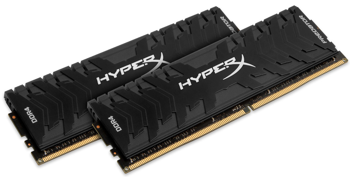 Kingston HyperX Predator DDR4 2х8Gb 3600 МГц комплект модулей оперативной памяти (HX436C17PB3K2/16)