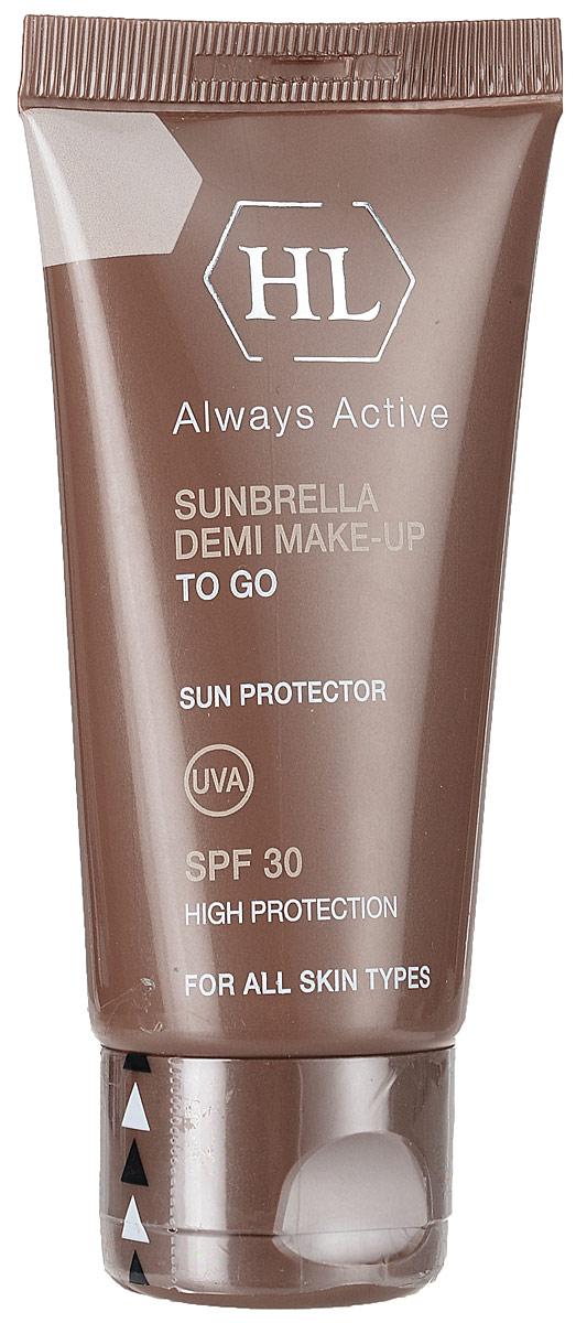 Holy Land Солнцезащитный крем с тоном Sunbrella Demi Make-Up 50 мл