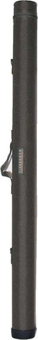 Тубус для спиннинга Fisherman, 7,5 х 145 см. Ф1731984516Тубус для спиннинга Fisherman без труда вмещает сразу два-три удилища. Он имеет простую удобную форму, прочную текстильную ручку и регулируемый по длине отстёгивающийся ремень для переноски. Пятисантиметровый слой поролона в крышке чехла защищает от поломки кончики удилищ, а его дно оснащено толстым пластиковым стаканом.Диаметр: 7,5 см.Высота: 145/150 см (внутренняя/наружная).