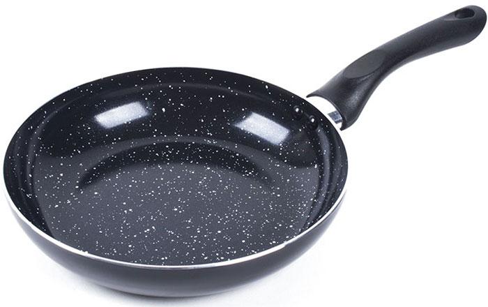Сковорода Endever, с антипригарным покрытием. Диаметр 22 смStone-221Сковорода Endever ,22 см