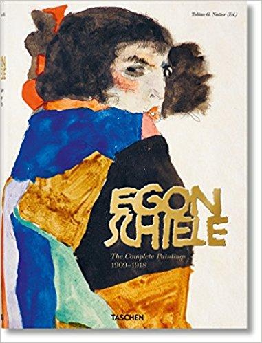 Egon Schiele: Complete Paintings, 1908-1918 stephanie angoh schiele