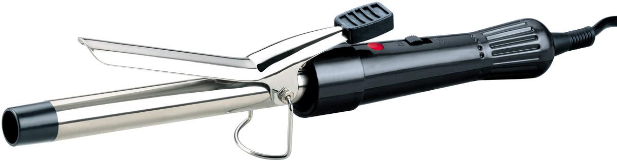 Irit IR-3159 щипцы для завивки волосIR-3159Щипцы для завивки волос Irit IR-3159 представлены в эргономичном дизайне черного корпуса и оснащены механическим типом управления. Устройство работает при потребляемой мощности 15 Вт. Модель обладает диаметром щипцов 22 мм.В устройстве предусмотрен термоизолированный наконечник, безопасная подставка и удобный индикатор включения.