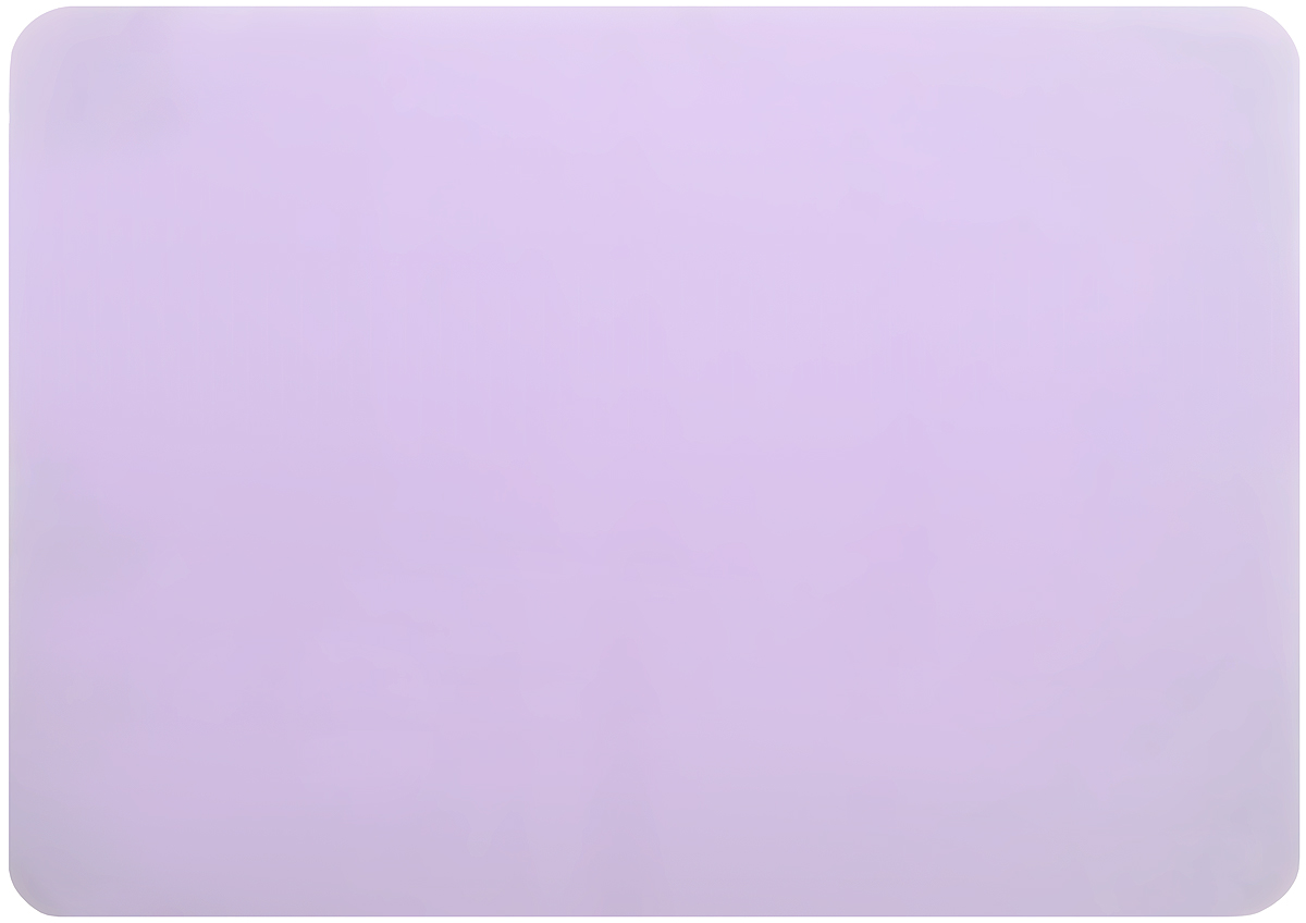 Коврик для теста Marmiton, цвет: сиреневый, 38 х 28 см16065_сиреневыйКоврик Marmiton выполнен из пищевого силикона. Материал устойчив к фруктовым кислотам, к воздействию низких и высоких температур, не взаимодействует с продуктами и не впитывает запахи как при нагревании, так и при заморозке. Изделие обладает естественными антипригарными свойствами, идеально подходит для раскатки теста. Коврик можно использовать в духовках и микроволновых печах при температуре от -40°С до +230°С.