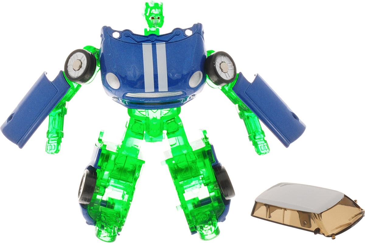 Yako Робот трансформер цвет синий зеленый Y3686145-2 игра yako кухня y18614127