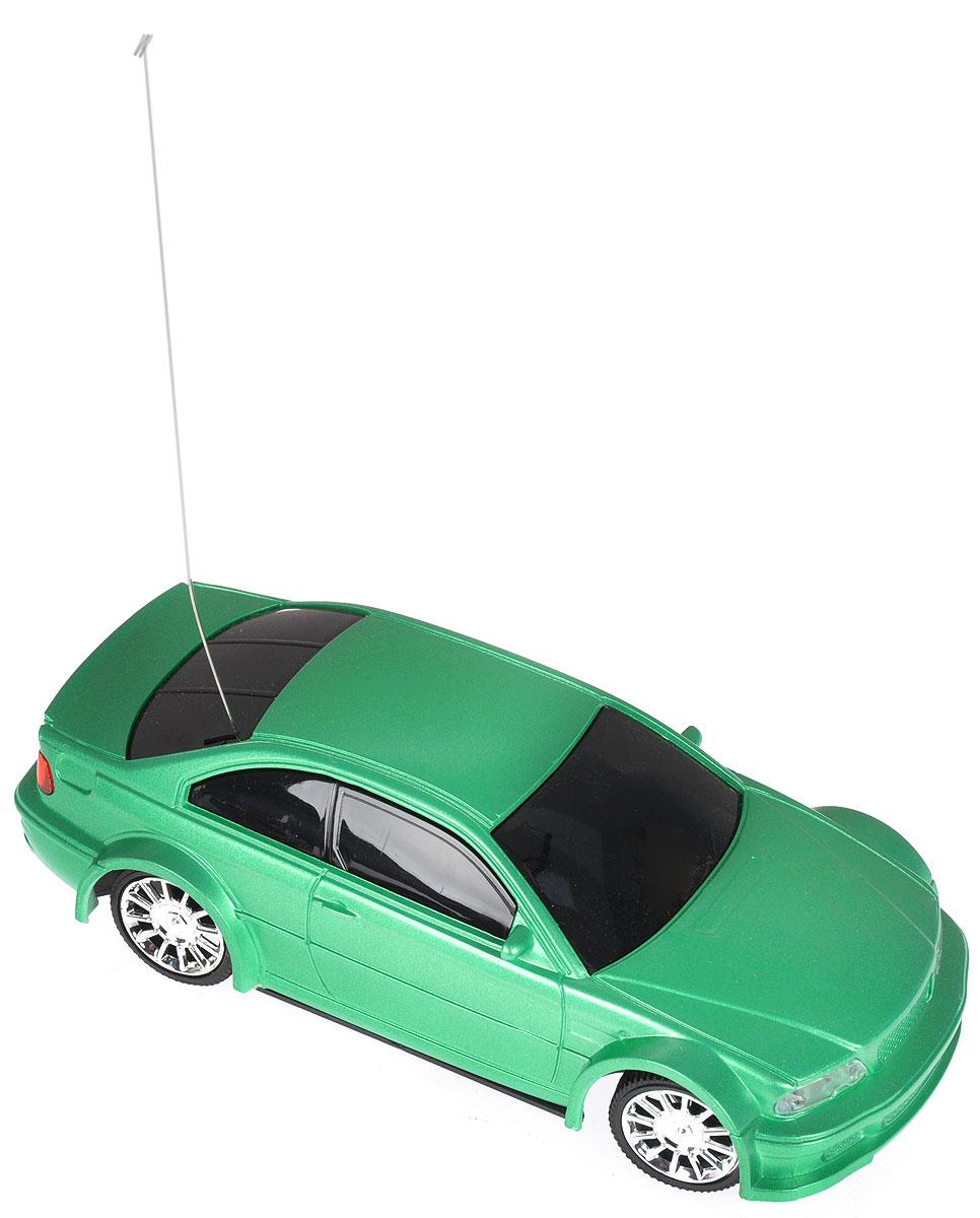 Yako Машинка на радиоуправлении цвет зеленый